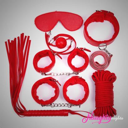 Bondage Kit Red