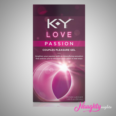 K-Y Love Water-based Lubricant